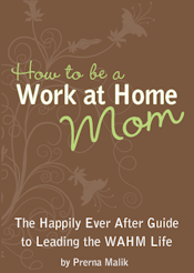 how to be a wahm